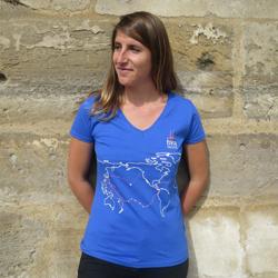 T-shirt Pacific Femme